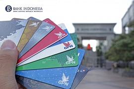 Bank Indonesia (BI) Launched Gerbang Pembayaran Nasional (GPN) as National Debit Card Payment