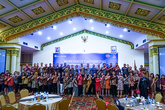 Socialization Event of Gerbang Pembayaran Nasional (GPN) by ALTO and Bank Indonesia (BI)