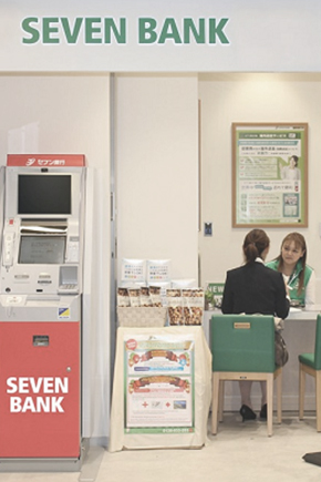 Additional investment from ATM Japan